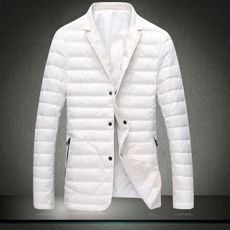 Lightweight Men warm Jackets mens suit jacket Slim warm blazer ...