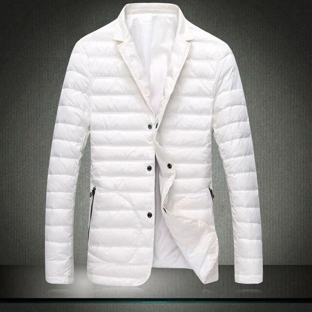 Lightweight Men warm Jackets mens suit jacket Slim warm blazer ...