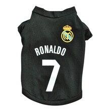 Adorable Real Madrid's Cristiano Ronaldo (#7) Sphynx Cat Shirt