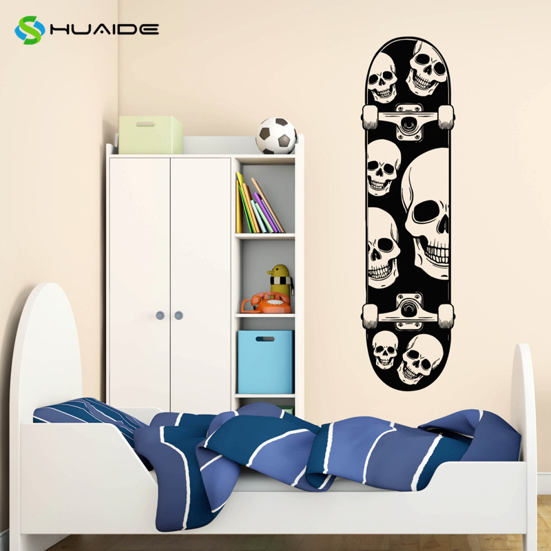 Online Get Cheap Skull Bedroom Decor Alibaba Group