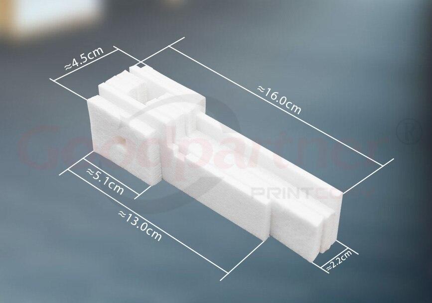 100SET Waste Ink Tank Pad Sponge for Epson L355 L210 L110 L380 L365 L220 L222 L360