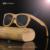 KITHDIA Novos Produtos de Moda Dos Homens Das Mulheres De Vidro Lente Polarizada Óculos De Sol De Bambu De Madeira Do Vintage Retro Moldura De Madeira Feitos À Mão