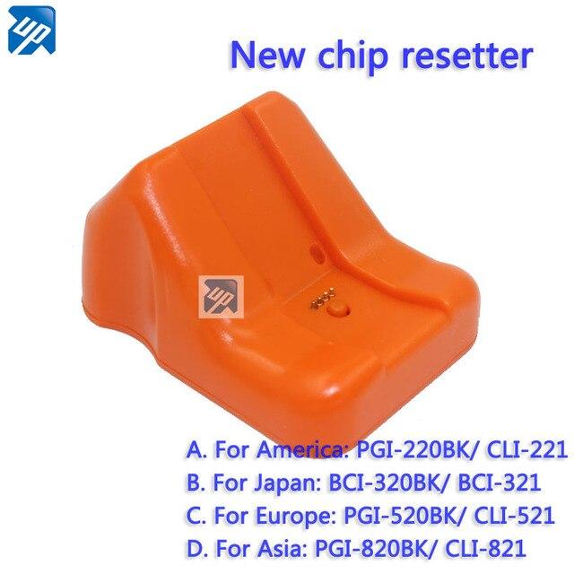 chip resetter for Canon PGI520 CLI521 IP3600/ IP4600/IP4700 MP560 MP620 MP620B MP640 MP640R MX860 MX870 printer