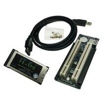 Expresscard 34-2 слота PCI карта Expresscard Видеокарта адаптер
