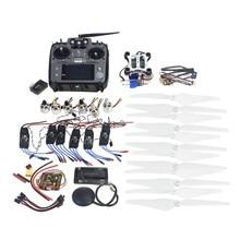 JMT RC HexaCopter ARF Electronic: RadioLink AT10 TX&RX 920KV Brushless Motor 30A ESC Propeller GPS APM2.8 Camera Gimbal