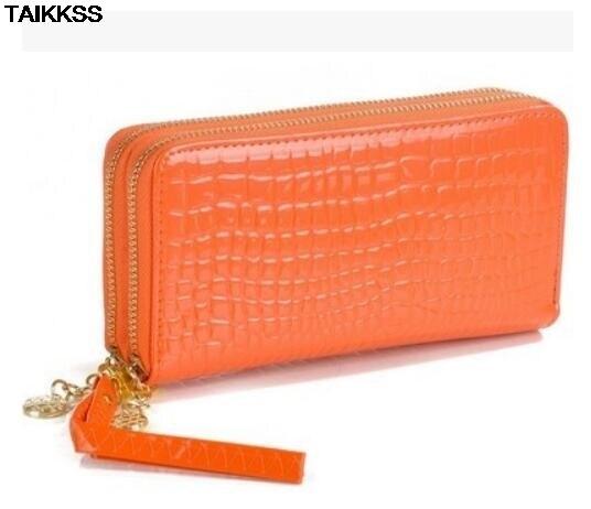 Women Wallet Lady Long Wallet Female Coin Purse Clamp For Money WomenS Purse Clutch Handy Portomonee Rfid
