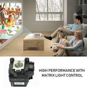 Image 3 - العارض مصباح ل ELPLP96 PowerLite هوم سينما EB S41 EH TW5650 EH TW650 EB U05 EB X41 EB W05 EB W05 WXGA 3300 EH TW5600