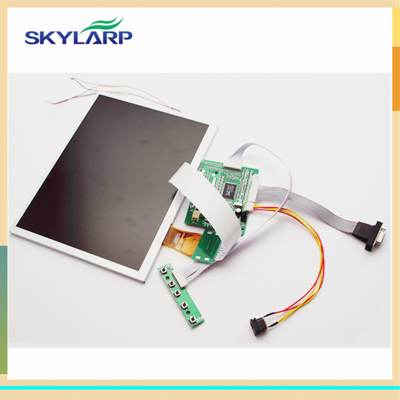 skylarpu 10.4 inch TFT for AUO A104SN03 V1 LCD screen+driver board (without touch) auo 10 4 inch tft a104sn03 v1 lcd screen driver board