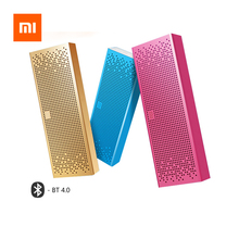Xiaomi Mi Bluetooth Speaker English Version Stereo Wireless Mini Portable Bluetooth Speakers Music MP3 Player Support Handsfree original xiaomi mi wireless headphones bluetooth headset apt x music player support volume control