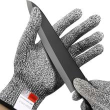 Защитные перчатки для взрослых, рабочие, мужские, вязаные, устойчивые к истиранию, цепная пила, уровень 5, защитные специальные инструменты, бытовые перчатки