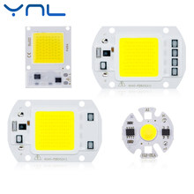 COB LED Chip Light 220V 10W 50W 20W 30W 3-9W rectangular Chip For Spotlight Led Floodlight Lamp Y27 Y32 Not Need Driver DIY Floo(China)