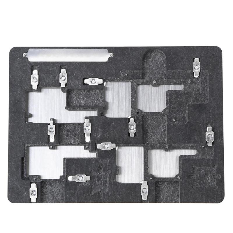 Universal Motherboard Fixture Holder Platform Mobile Phone Repair Tools compound fixed clamp PCB Holder Chip fixture