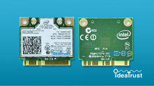 Новый для Intel Dual Band Wireless-AC 7260 Intel7260 7260AC 7260HMW Wi-Fi 2.4 и 5 Г 867 М BT4.0 MiniPCIe Wireless сетевой Карты