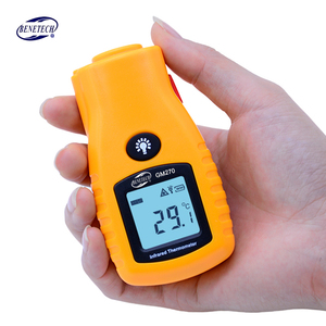 Image 3 - BENETECH Digital thermometer GM320~GM900 non contact infrared thermometer temperature gun with LCD backlight display