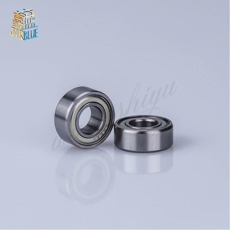 Free Shipping 5pcs 7x14x4mm 687W4 687zzw4 7*14*4mm  miniature deep groove ball bearing 687/4ZZ  7x14x4mm bearing