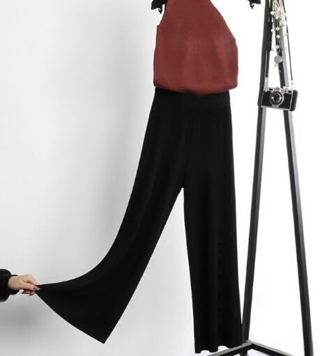 A Seda Edición Anchos Verano Fina Altura De Alto Ocio Hielo Han Desgaste 2019 Cintura La Pantalones vBUwnXWnA