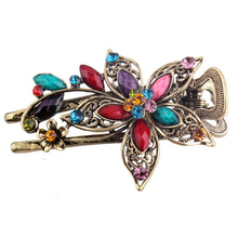 JEYL Hot Lovely Vintage Jewelry Crystal Hair Clips Hairpins – For Hair Clip Beauty Tools