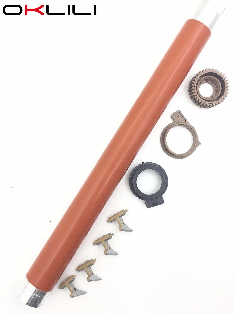5SET X Upper Heat Roller Bushing Gear Finger for Kyocera FS1028 FS1128 FS1350 FS2000 KM2810 KM2820