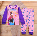 spring autumn Babys Sleepwear Cotton Pyjamas girls Clothing high-quality Baby Sets Underwear suits kids pajama sets 2-7y b32