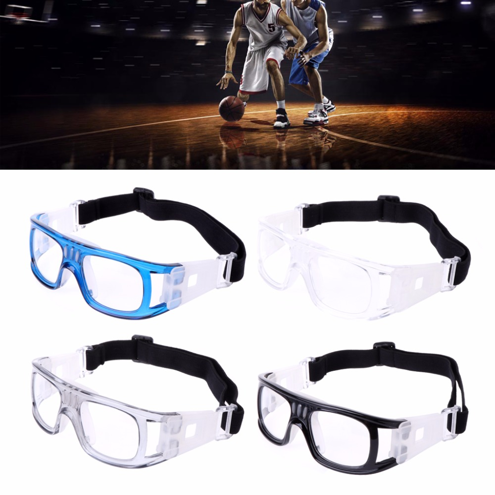 Basketball Soccer Football Sports Protective Elastic Goggles Eye Safety Glasses runacc children sports goggles adjustable kids basketball glasses protective eye glasses for girls and boys