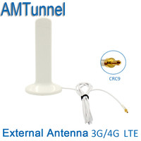 4G Antenna 4G LTE Antenna 3G Antenna 30Dbi Router External Antenna With CRC9 For Huawei Router