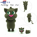 new funny Tom Cat Pen drive cute usb flash drive cartoon memory stick storage device  4g 8g 16g 32g U disk long tail animal