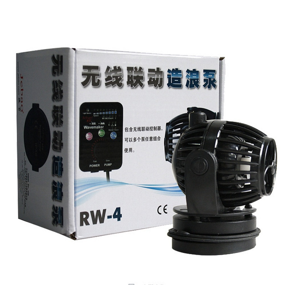 1 Set 110~240V RW-4 RW-8 RW-15 RW-20 Wavemaker with smart controller Impeller Pump For Reef Marine Fish Ponds Aquarium Wave Make