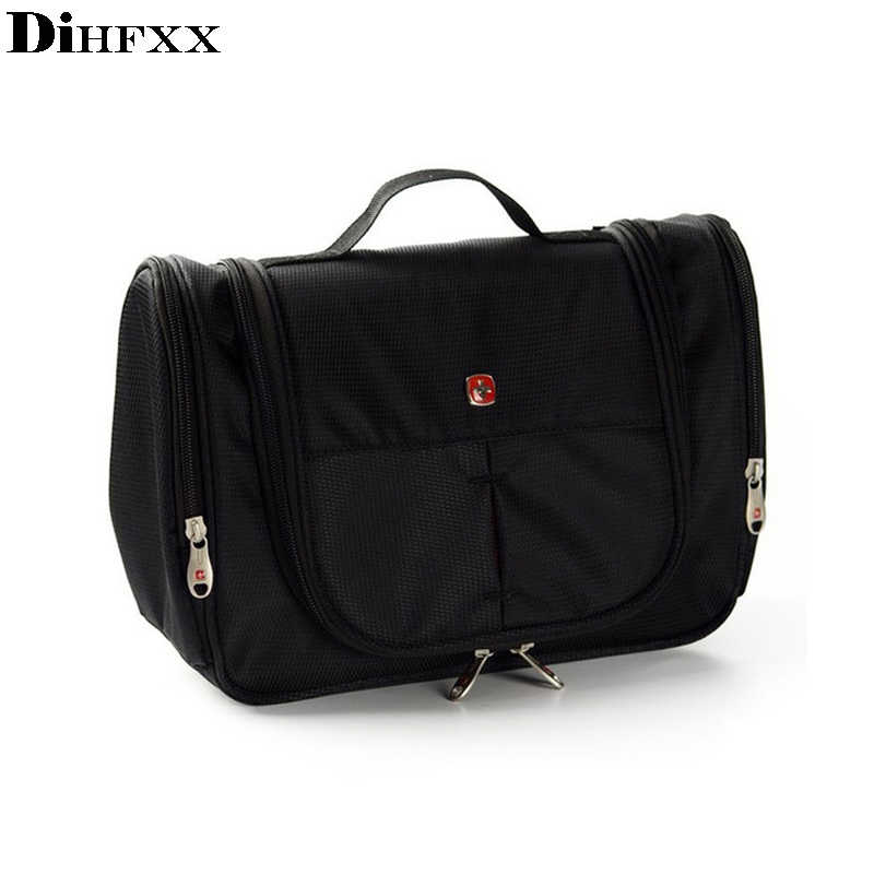61cf3d31ae Detail Feedback Questions about DIHFXX Men Women Travel Wash Toiletry  Cosmetics Bag MakeUp Organizer Shaving Kit Large Capacity Multifunction Storage  Bag DX ...