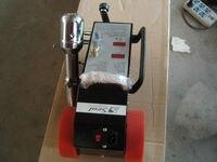 flex banner welder hot air welding accessories/automatic plastic bending machine/ heat gun of automatic plastic butt welding