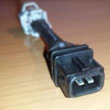 1 шт. Plug& Play разъем инжектора Denso female to ev1 male/Jetronic(male) проводной жгут проводов для автомобильной топливной форсунки