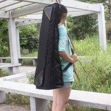 Прочная ткань Оксфорд Tenor Trombone Gig сумка для переноски сумка на плечо чехол для музыкального инструмента аксессуар