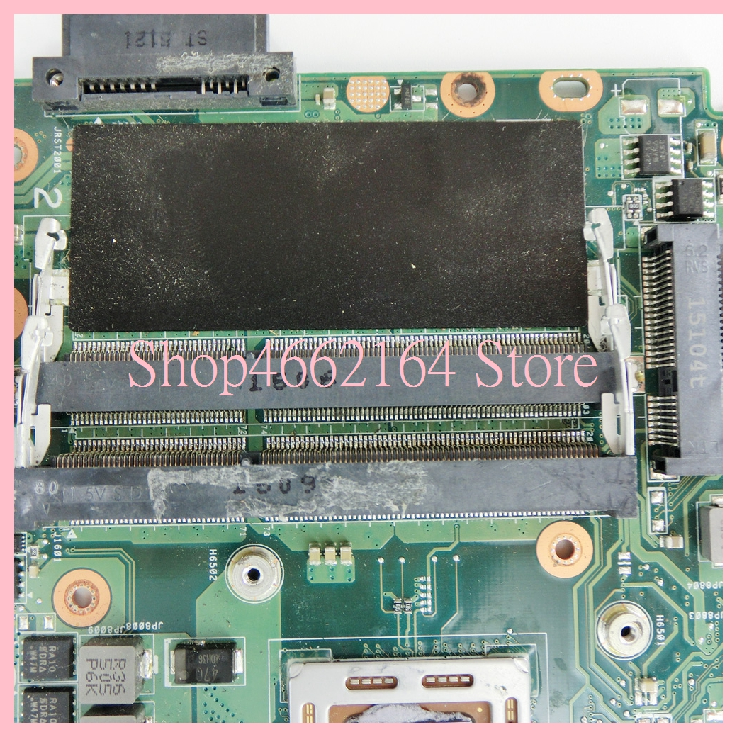 Image 4 - X550ZA motherboard REV2.0 For ASUS X550ZA A10 7400CPU Laptop motherboard X550 X550Z X550ZE Notebook mainboard fully tested-in Laptop Motherboard from Computer & Office