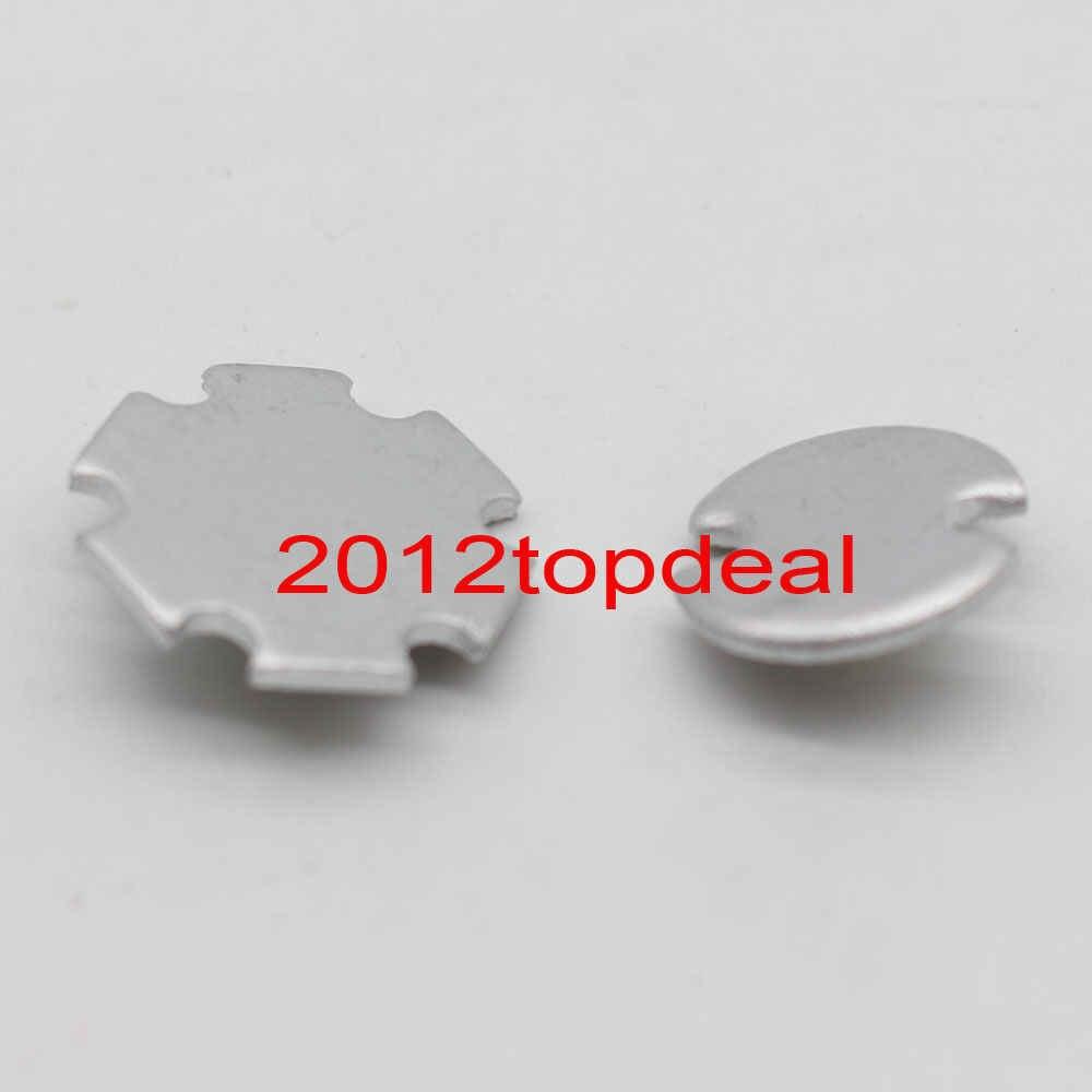 Chip de led cree xml xm-l t6, chip de led branco de alta potência com 12mm 14mm 16mm pcb de 20mm