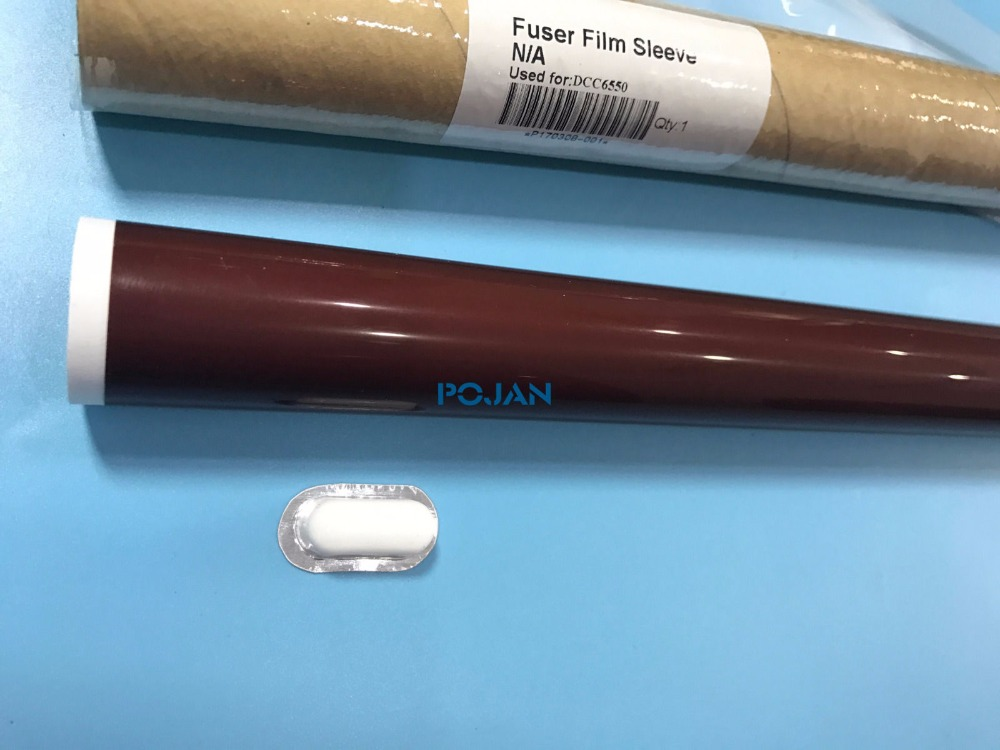 NEW FILM SLEEVE Xero DocuColor 242 250 252 260 5065 7550 7600 6550 FUSER UNIT FILM +GREASE FUSER KIT FUSER ASSEMBLY FILM drum cleaning blade for xerox docucolor 250 252 240 242 260 copier