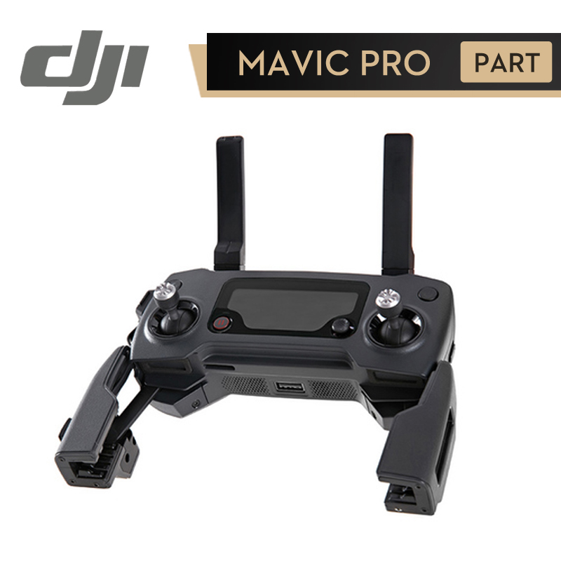 цена DJI Mavic Pro Remote Controller ( Suppor Dual Controller Mode ) for Mavic Pro Control Quadcopter RC Drones Original Accessories