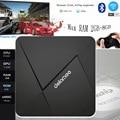 Dolamee D5 Android TV Box TV Rockchip 3229 Quad Core H.265 4 K x 2 K H.265 1 GB de RAM DDR3 de 8 GB eMMC ROM 2.4G WiFi Multi-mídia jogador