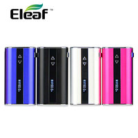 Original Eleaf IStick 50W MOD Battery 4400mAh With OLED Screen Upgraded Edition Electronic Cig 50W IStick