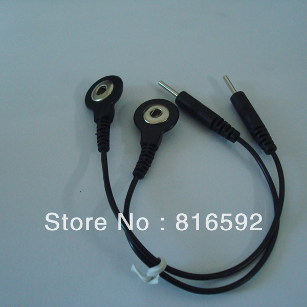 electrode pad lead wire for massager,medical electrode cable for ...