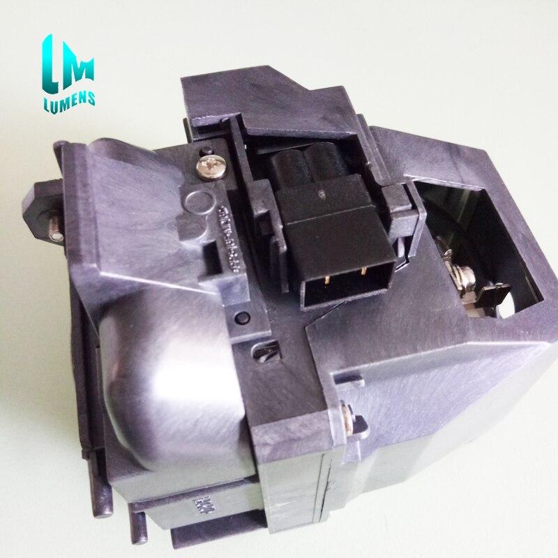 цена на Compatible ELPLP88 V13H010L88 projector lamp for Epson eh-tw5350 eh-tw5300 EB-S27 EB-X31 EB-W29 with housing