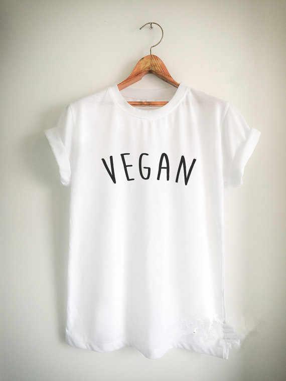 Sugarbaby Vegan Unisex kadın erkek t shirt Tumblr casual tees vejetaryen t shirt yüksek kaliteli vegan üstleri kısa kollu yaz tee