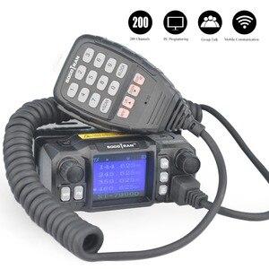 Image 2 - Gemi RU SOCOTRAN ST 7900D Quad Band dört bekleme araba radyo 136 174 MHz/220 270 MHz/350 390 MHz/400 480 MHz 200CH mobil radyo