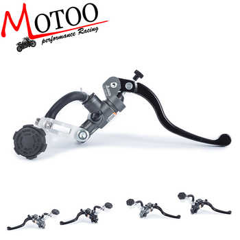 Motoo -Free shipping  Motorcycle 19X18 16X18  Adelin brake clutch pump master cylinder lever handle for Yamaha - DISCOUNT ITEM  0% OFF All Category