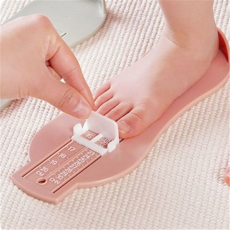 Toddler First Walkers Newborn Baby Foot Measure Gauge Shoes Size Measuring Ruler Tool Child Measuring Foot Rulers Scale Kid Shoe