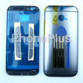 Rear Back Battery Cover +Front Frame Full Housing +Button Repair Part For HTC One M8