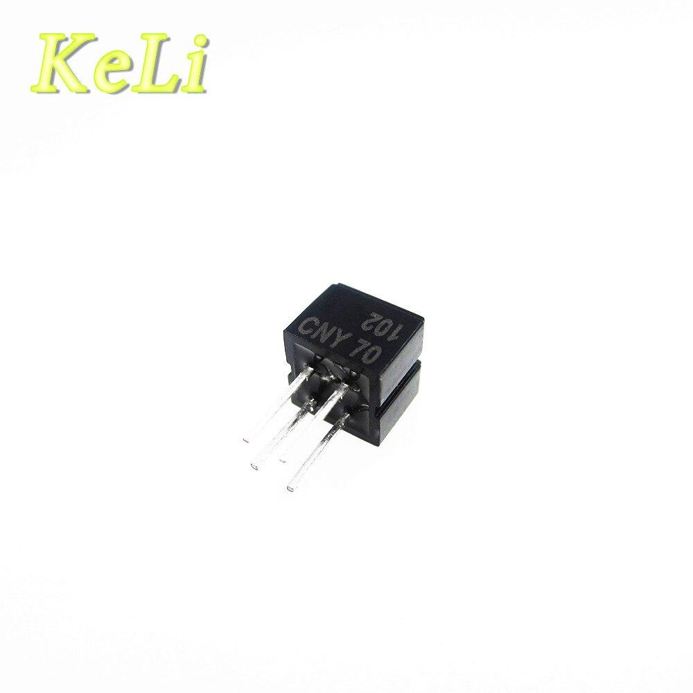 100pcs CNY70 Reflective Optical Sensor With Transistor Output DIP-4.