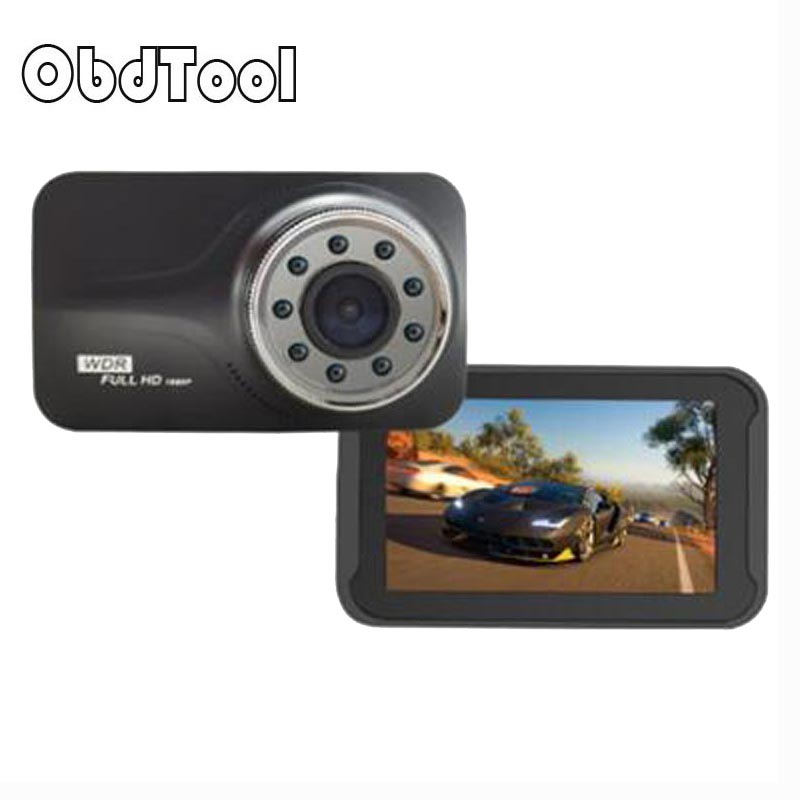OBDTOOL H30 FULL HD 1080P 3.0LTPS Small Aluminum Action Helmet Camera DV DVR CAM Extreme