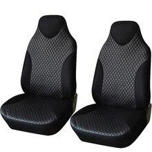Cubierta de Asiento de coche Reposacabezas Del Asiento de Cuero de LA PU Universal Fit Sport Car Styling Auto Completo Protector de Asiento Cubre Accesorios Interiores