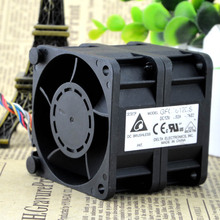 The original Delta 6056 double motor 6CM high speed turbo fan violence 12V 1.92A GFC0612DS cooling fan Free Shipping
