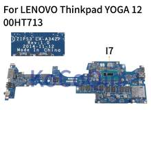 KoCoQin Laptop Cho LENOVO ThinkPad YOGA 12 Nhân I7-5600U 8G Mainboard ZIPS3 LA-A342P 00HT713(China)