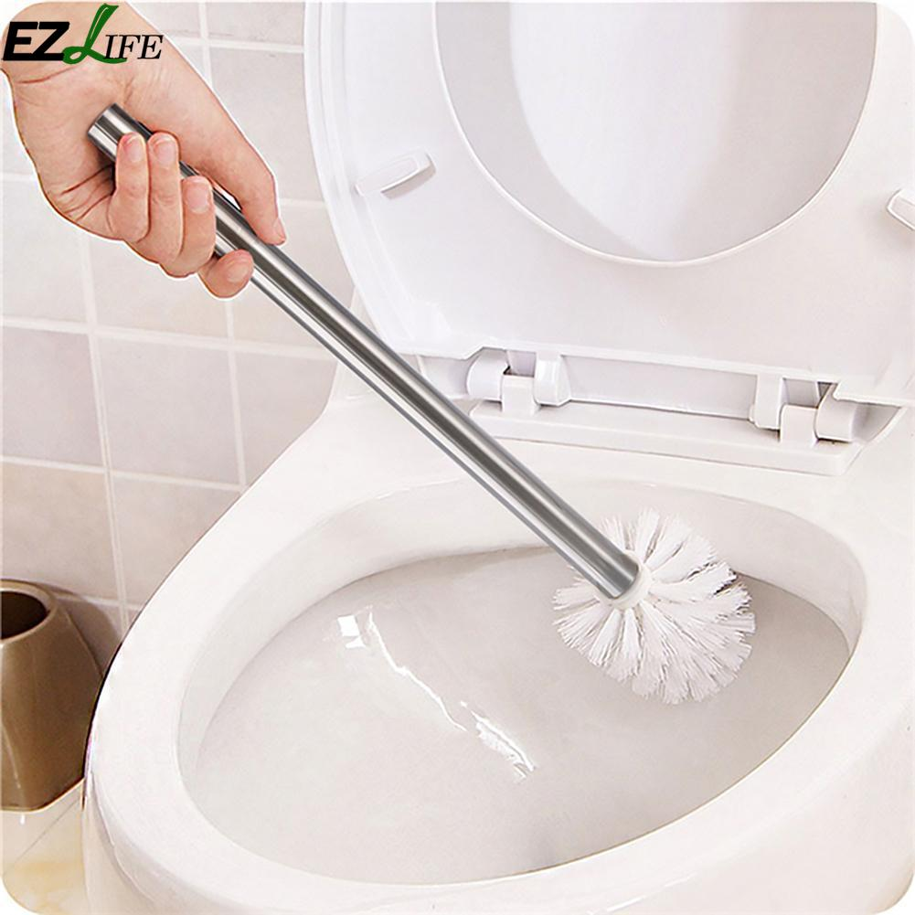 ZGP Toilet accessories Toilet brush Bathroom wall mounted stainless ...